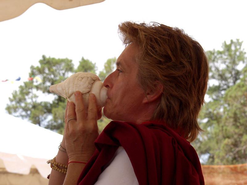 Amitabha Stupa Consecration at KPC-Sedona - 9