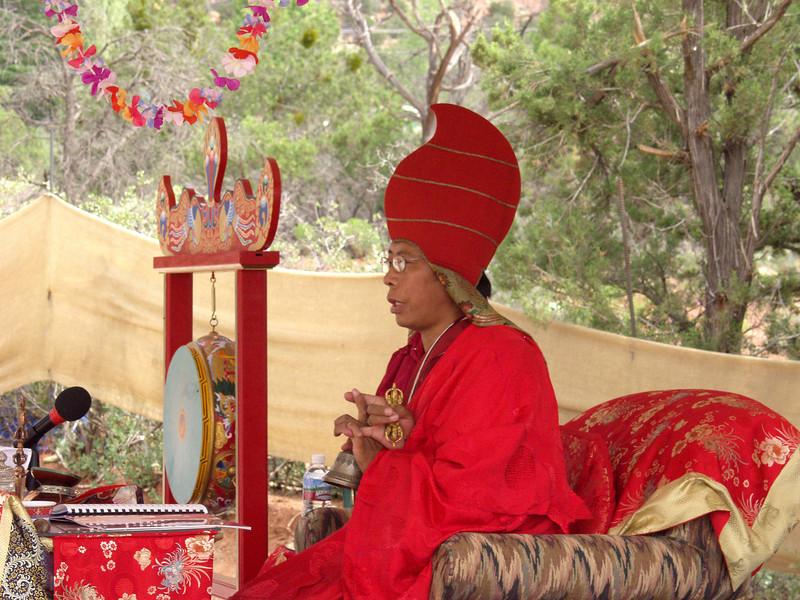 Amitabha Stupa Consecration - Tulku Sang-ngag - 7