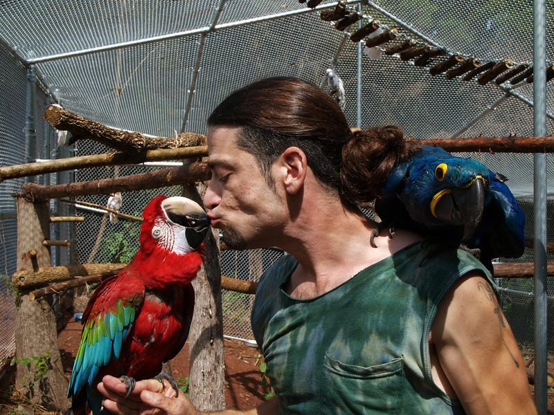 Garuda Aviary Rescued Birds - 7