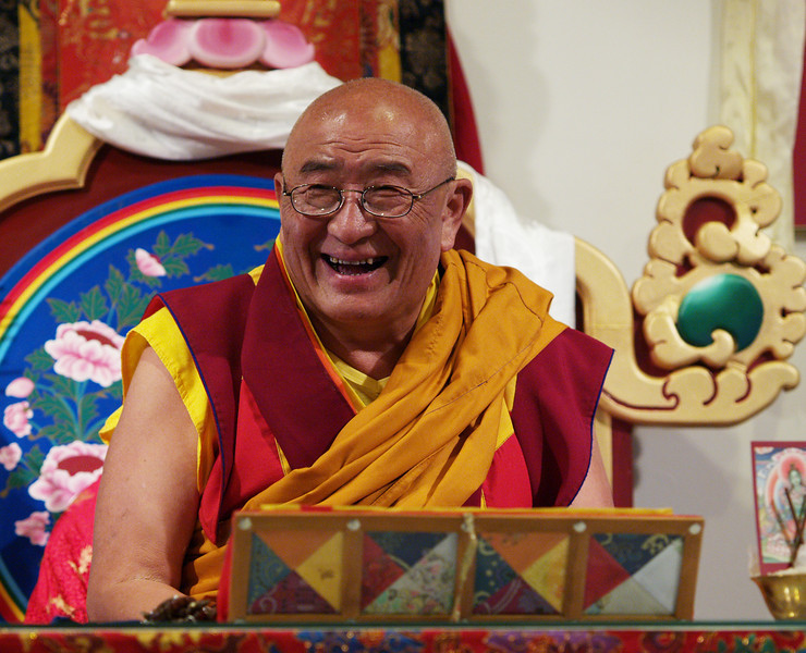 HH Ngawang Tenzin Rinpoche - 4