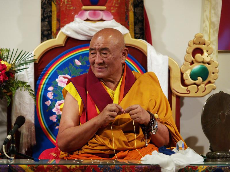 HH Ngawang Tenzin Rinpoche - 6