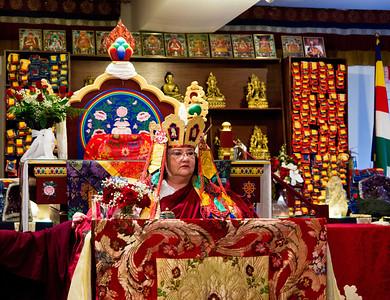 Anniversary Celebration of Jetsunma's Enthronement 9/23/2012