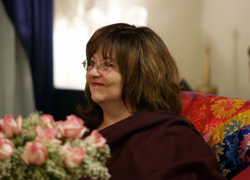 Spiritual Director of the Kunzang Palyul Choling Centers