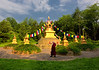 The KPC Stupa Park<br /> <br /> It's open to visitors!