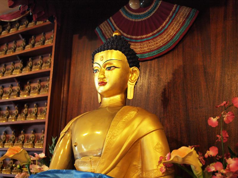 Shakyamuni Buddha Altar