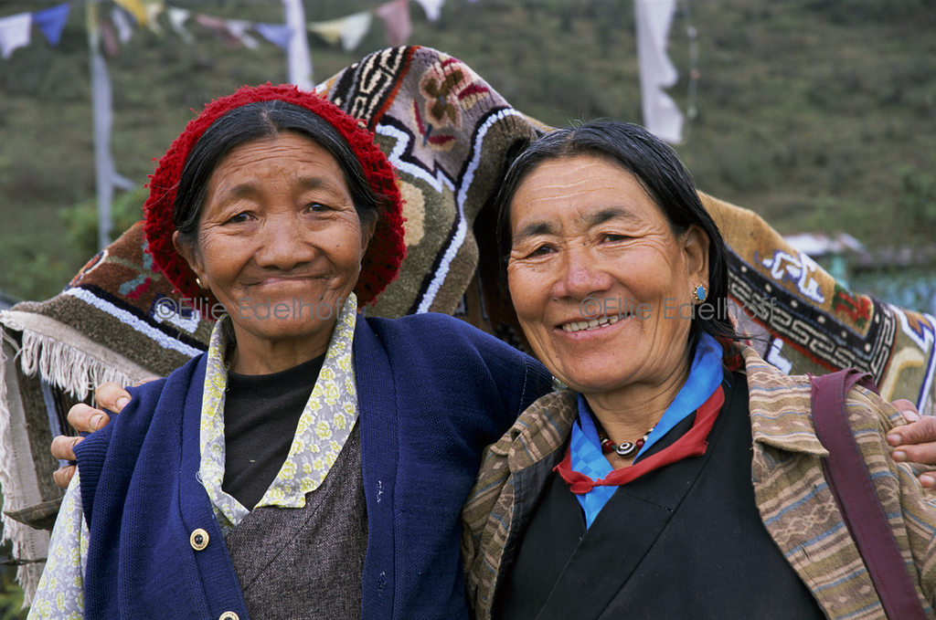 Interwoven Lives - Sikkim, India
