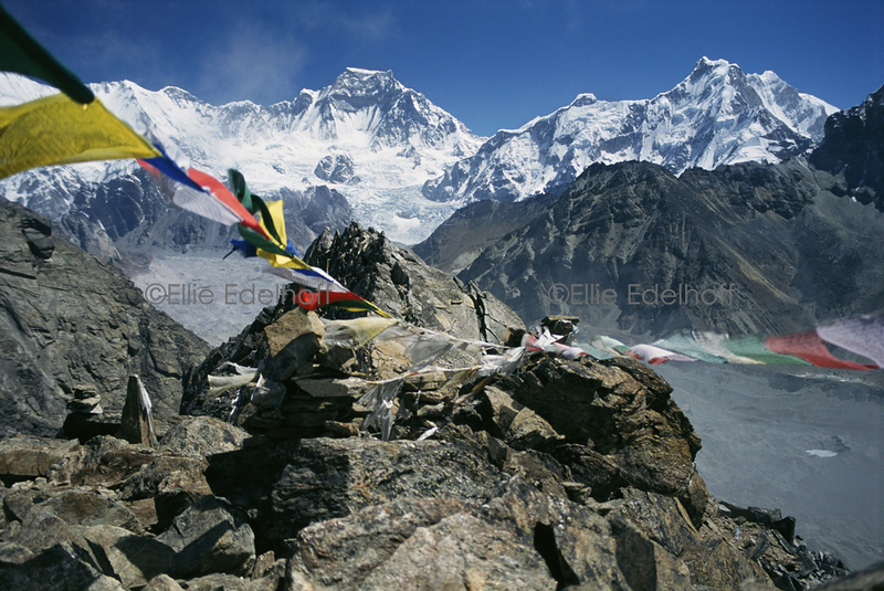 A Wind and a Prayer - Khumbu Region, Nepal