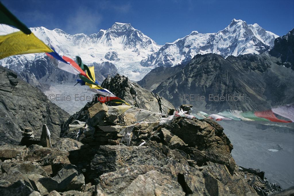 A Wind and a Prayer - Khumbu Region, Nepal