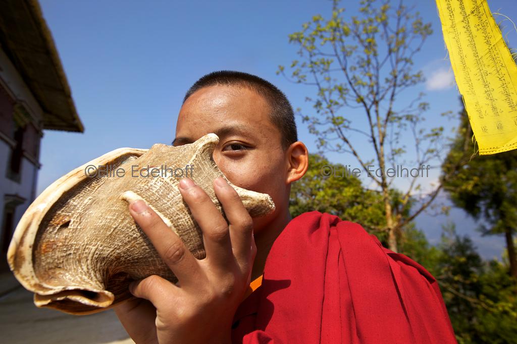 Summoning the Spirits - Sikkim, India