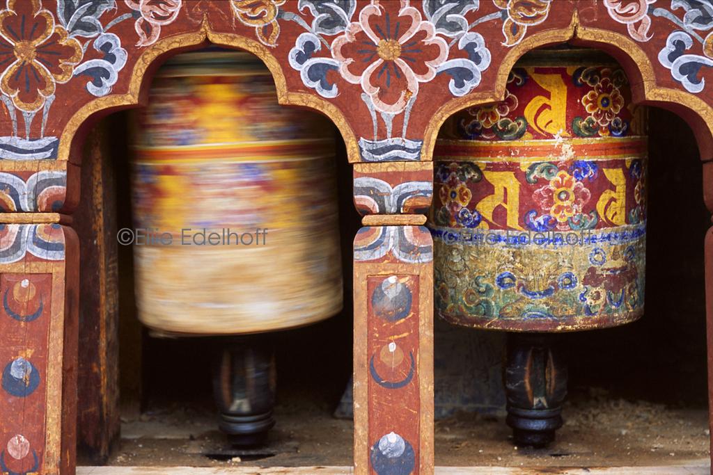 Spinning Prayers – Bhutan