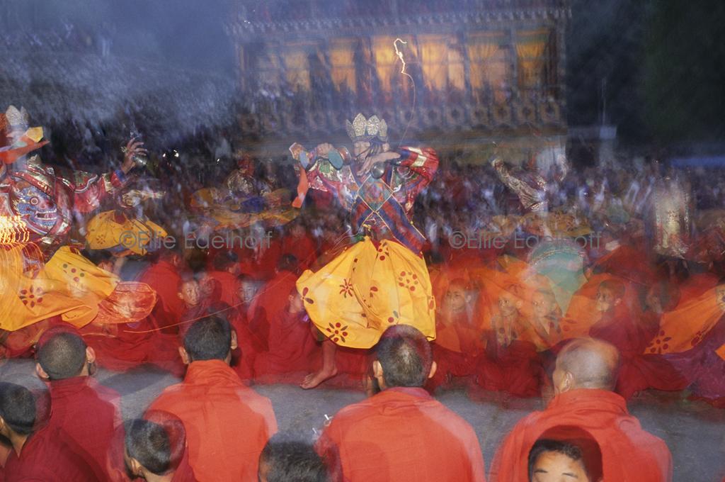 Bhutanese Trance Dance – Bhutan