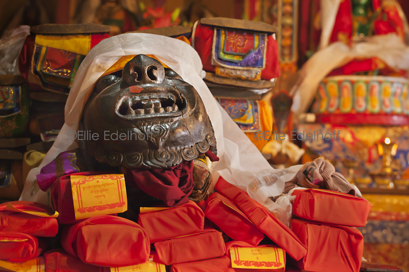 Protecting Sacred Scriptures - Sikkim, India