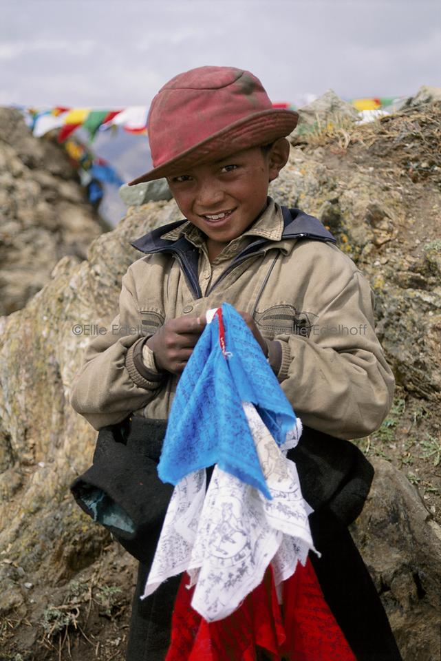 Making Merit – Tibet