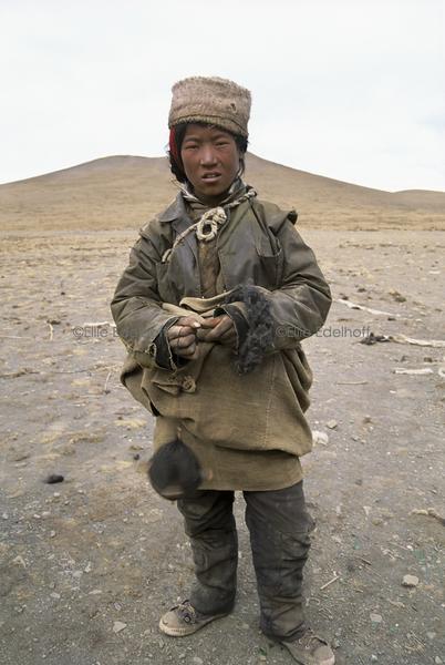 Tibetan Nomad's Land - Tibet