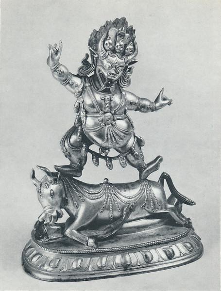 gSin-rje [Skt. Yama or Yamaraja