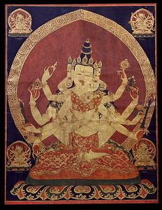 Guhyasamaja Akshobhyavajra