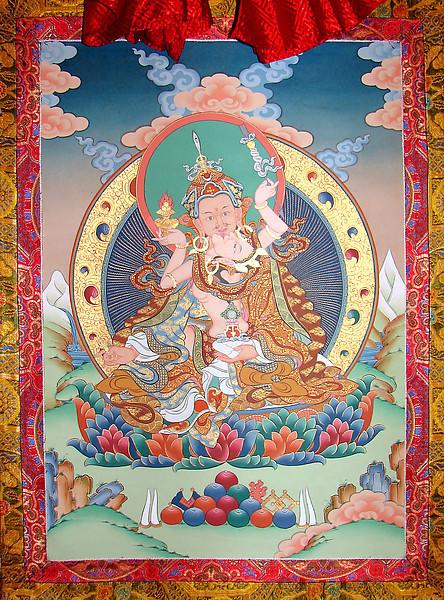 Guru-Rinpoche-Mand arava