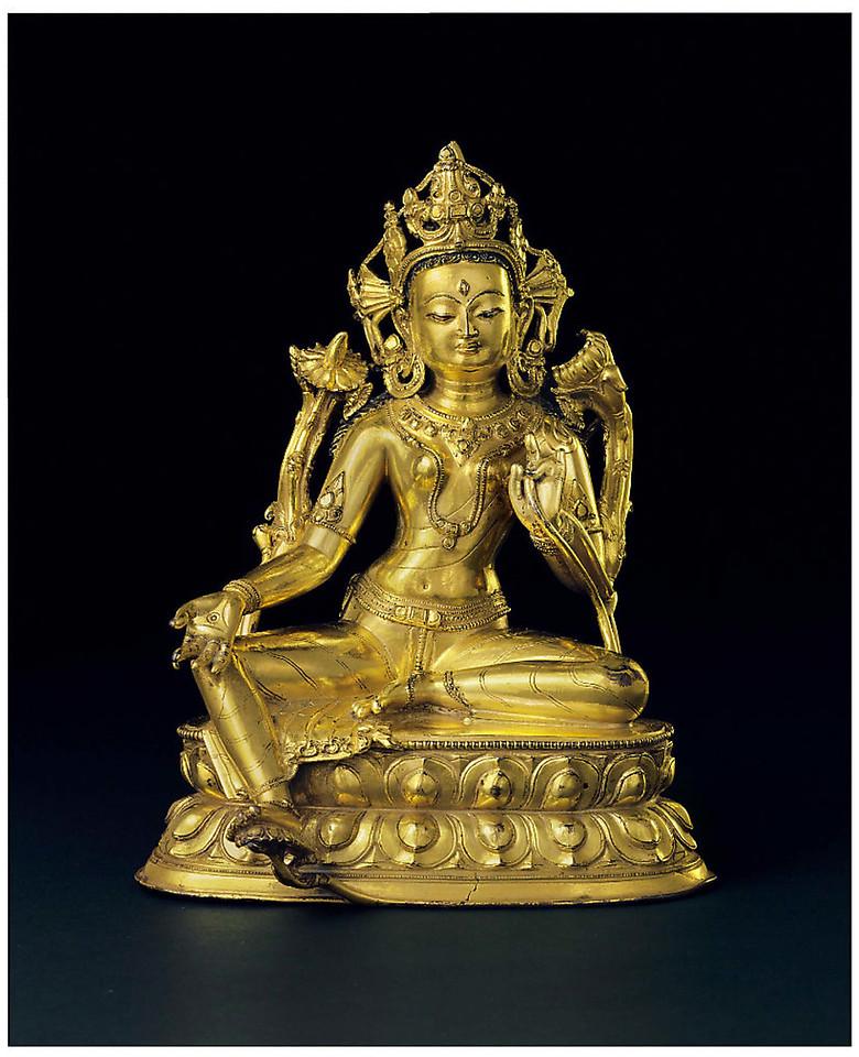 Tara. 15th century Tibet