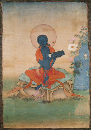 karma kagyapu painting