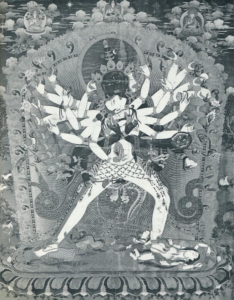 dDe-mchog [Skt. Samvara] yab-yum