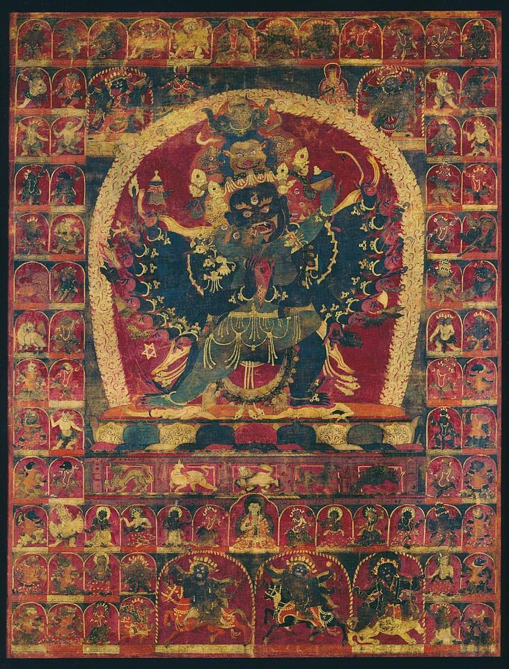 Walse Ngampa, Tibet, early 15th century