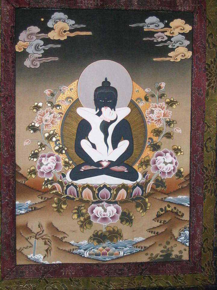 Kuntuzangpo - Kuntuzangmo - Primordial Buddha