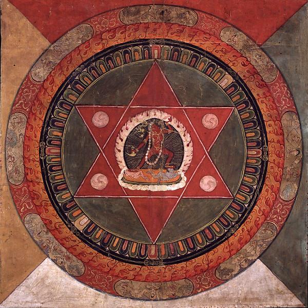 Mandala of Vajrayogini