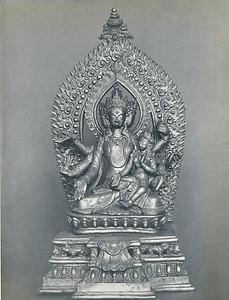 Manjushri as Dharmadhatuvagisvara