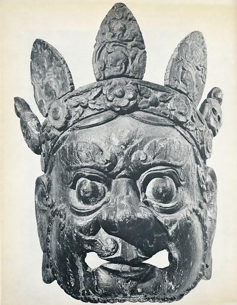 demon mask ?