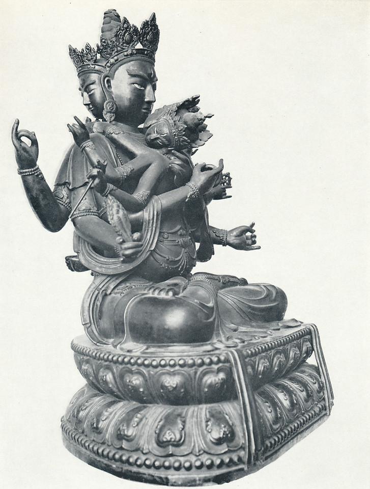 dDe-mchog [Skt.Samvara] yab-yum