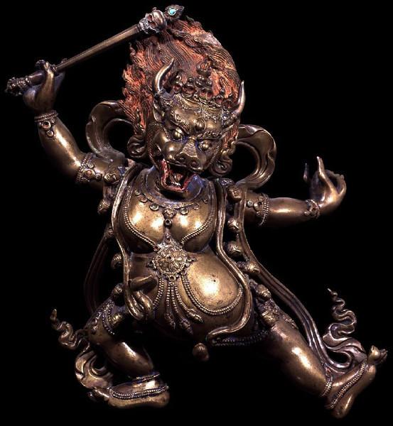 Yama Dharmaraja (Protector)