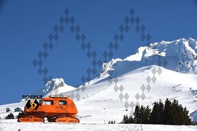 Mt.Hood w/ snowcat
