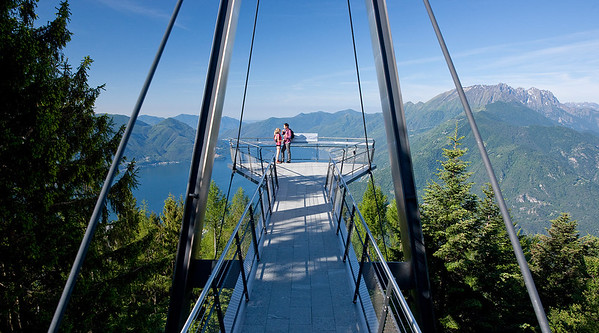 Cardada viewpoint, 1340m. Source: www.ascona-locarno.com