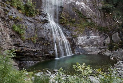 Cascata Grande, Bignasco