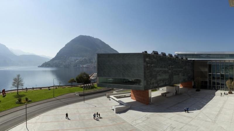 LAC - Lugano Arte e Cultura. Source: https://www.luganoregion.com/en