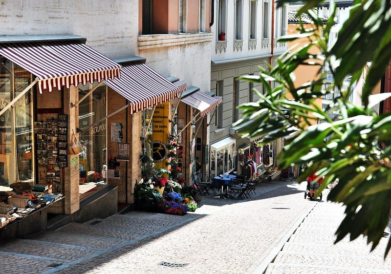 Via Cattedrale, Lugano. Source: https://www.luganoregion.com/en