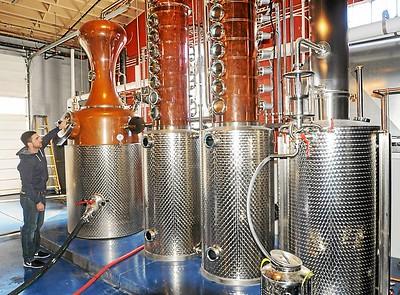Bluebird Distilling