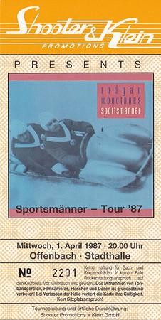 1987-04-01 - Rodgau Monotones