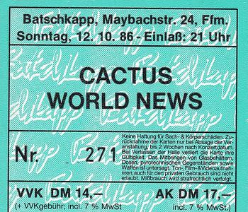 1986-10-12 - Cactus World News