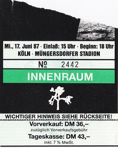 1987-06-17 - U2