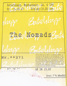 1987-05-15 - The Nomads