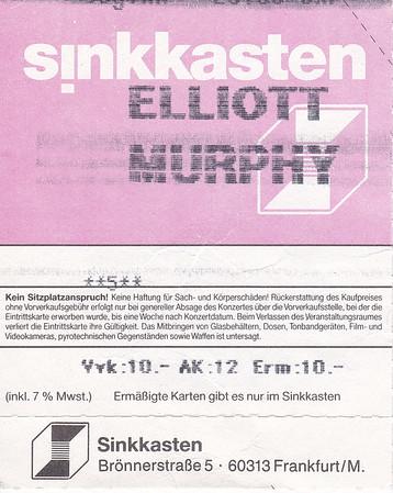 2002-06-09 - Elliott Murphy