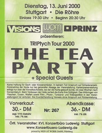 2000-06-13 - Tea Party
