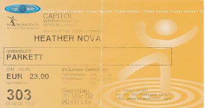2002-03-30 - Heather Nova
