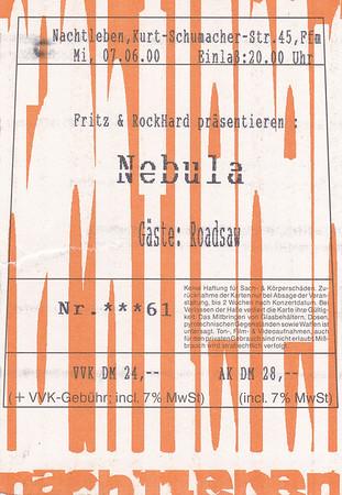 2000-06-07 - Nebula