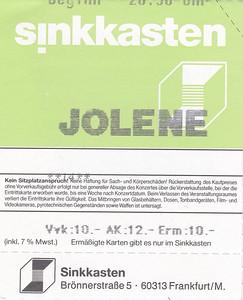 2002-01-13 - Jolene