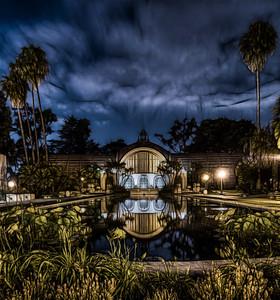 Artistic Balboa Park