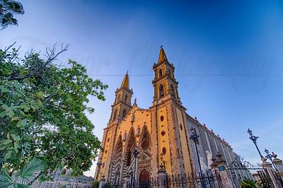Mazatlan Cathedral