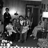 Ron's birthday party... 12/6/75... Joe, Jean, Ron, Kris. lori, Tammy, Wendell, Janice, George & Neighbor