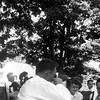 Picnic at Aunt Marge's day after Gloria/Eddy's Wedding... Shirley, Wendell 1950.. buddy Birr in white shirt